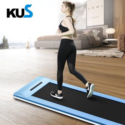 KUS平板跑步机家用超静音减震超薄室内迷你跑步机家