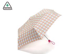 【新品】英国FULTON进口超轻铅笔伞便携女士晴雨伞