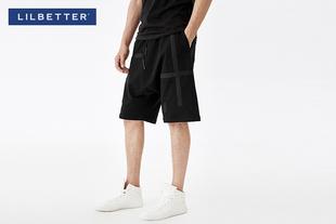 【满198减20】【lilbetter】暗黑十字休闲裤