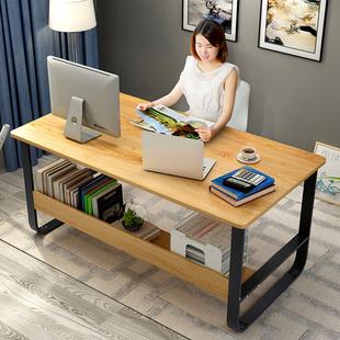电脑桌经济型简易小桌子电脑台式桌