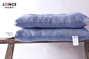 朗丝单人纯棉舒适枕