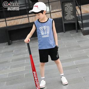 小象漢姆男童夏季運動套裝