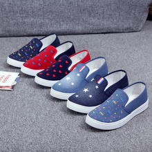 Old Beijing cloth shoes women cloth shoes leisure shoes delivery insurance